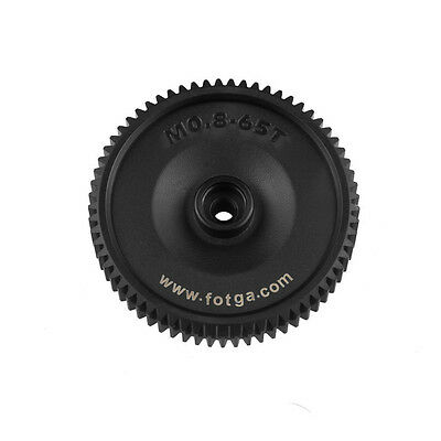 Fotga DP500 IIS 2S follow focus standard lens big 65x 0.8mm 65x0.8 pitch gear