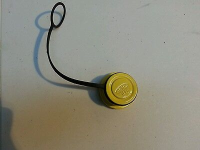 Ford Escort RS Turbo NEW Genuine Ford oil filler cap FREE POST Series 1 and 2
