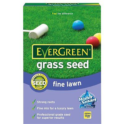 Scotts Evergreen Fine Lawn Grass Seed