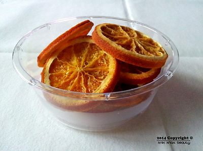 Dried Orange Slices - great for potpourri, crafts, christmas decorations and etc