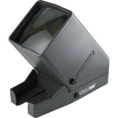 USD - MEDALight Desk Top 35mm Slide Viewer SV-3