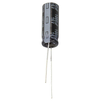 1000uF 16V Low ESR Electrolytic Capacitors 105'C Panasonic Pack of 2,5,10 or 20