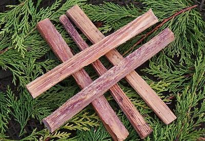 5 x MAYA/FATWOOD TINDER FIRELIGHTING STICKS BUSHCRAFT SURVIVAL BBQ CAMPING