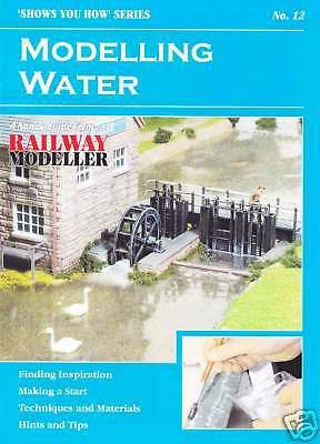 Peco Shows You How Booklet No.12 Modelling Water for Model Railways New