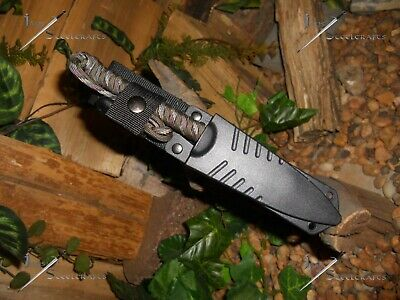 United cutlery/Knife/Blade/AUS6/ Ultra Concealable/Belt sheath/Survival/Zombie