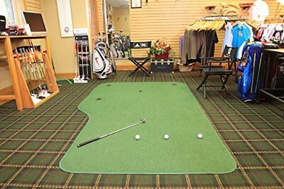 NEW Big Moss Golf THE COUNTRY CLUB 6' X 10' Practice Putting Chipping Green