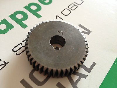 Sugino STB Syncro Tapper Feed Gear #45 part # 061 115