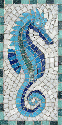 Mosaic kit - choice of 5 designs -  size 30cm x 15cm - designed by Martin Cheek