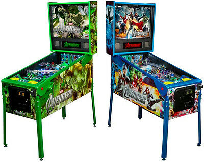 New Stern Pinball Avengers Pro sling shot plastic mod  See Clearly must have