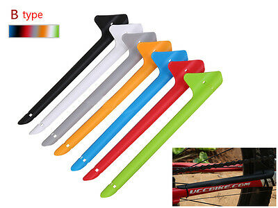 MTB Bike Bicycle Frame Chain Guard Chain Stay Rear Fork Pad Protector Cover