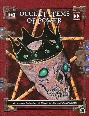 d20: Occult Items of Power (HC) (New)