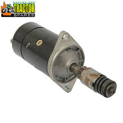 TE20, TEA20, TED20, FE35 and 135 12 Volt Petrol Starter Motor