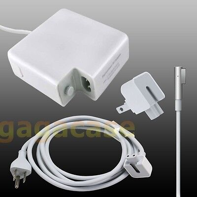 MacBook Air 11 13 Inch 45W L-tip AC Power Adapter Charger with Extension Cable