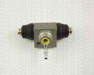 Cylindre Roue AR TRISCAN VW GOLF III Cabriolet (1E7) 1.6 101 CH