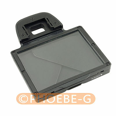 LCD Screen Hood Pop-Up Shade Cover for NIKON D7100 D7200