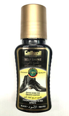 Collonil Self Shine Shoe Polish Liquid Waterproof Preserver