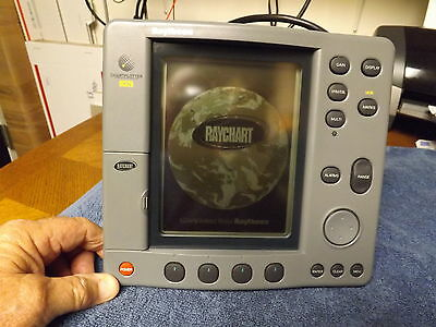 Raytheon / Raymarine RC 520 Chartplotter Display=Fully Tested=Clean=STK 3136=