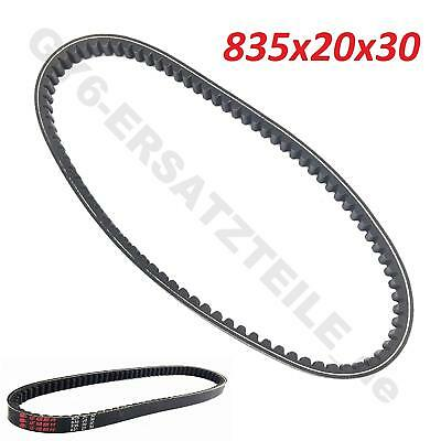 835-20-30 DRIVE BELT 2& 4 STROKE GY6 CHINESE SCOOTER 125-150cc JMSTAR VIP ZNEN