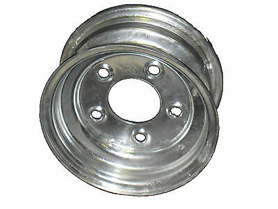 10x6 5 Lug Galvanized Steel Trailer Wheel for use with 20.5x8.0-10 or 205/65-10