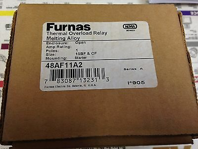 Furnas Thermal Overload Relay - 48Af11A2