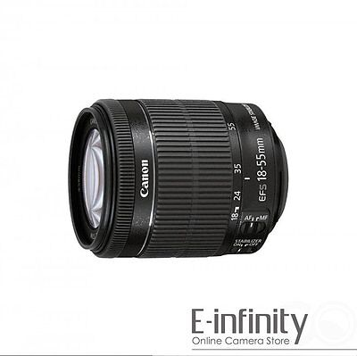 SALE BRAND NEW Canon EF-S 18-55mm f/3.5-5.6 IS STM Standard Zoom Kit Lens