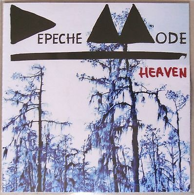 Depeche Mode * Heaven * Uk 5 Trk Promo Cd * Bn&m! * Delta Machine