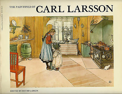 Eo Illustrations The Paintings Of Carl Larsson Edited By David Larkin