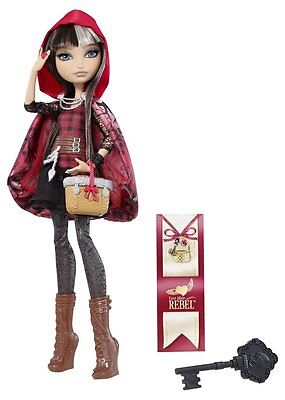 Ever After High Cerise Hood Fashion Doll, Free Shipping, New