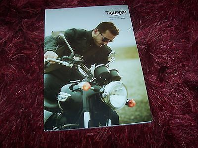 Catalogue / Brochure TRIUMPH Lifestyle Collection 2013 //