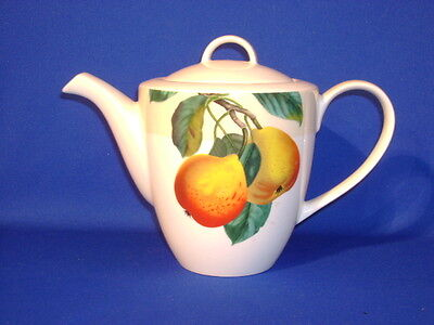 Queens Fine China Fruits De Saison Teapot