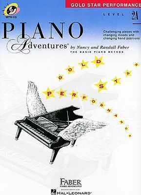 Faber Piano Adventures® Level 2A – Gold Star Performance with CD