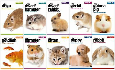The Good Pet Guide Series Books, Dog Cat and Small Animal