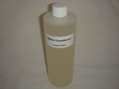 Water Conditioner Solution for Disc Repair Machines 500mL bottle repair supplies