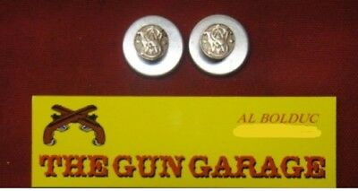 Smith & Wesson S&W Original Grip Medallion & Washer Set - NEW OLD STOCK! REAL!