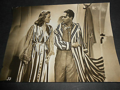 1943 Photo Film Tolle Nacht Directed By Theo Lingen Marte Harell Gustav Frohlich
