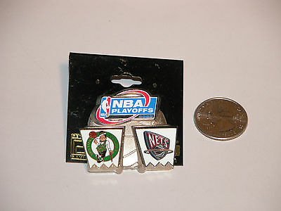 866a8c759 New Jersey Nets Nba Playoffs Pin 2003 Eastern Conference Finals Detroit  Pistons