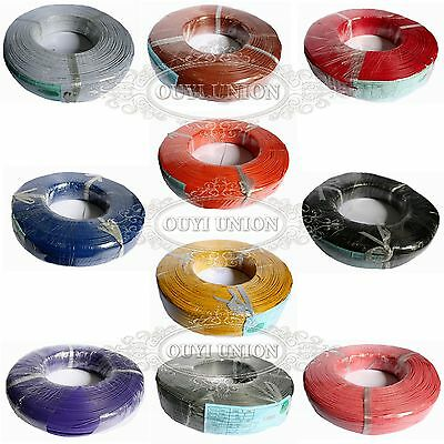 18AWG 20AWG 22AWG 24AWG 26AWG 28AWG Cable Cord Hook-up Stranded Equipment Wire