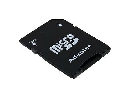 NEW Micro SD TF to SD Card Adapter for 2GB, 4GB, 8Gb, 16GB or 32GB micro Sd card