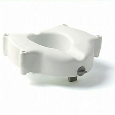 Probasics by PMI Elevated Toilet Seat w/o Arms