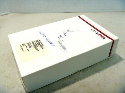 MKS Model 2259C-00200RV 200SCCM Gas: N2 Mass Flow Controller New Sealed In Box