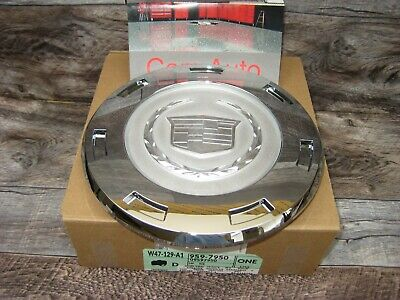 "Cadillac Escalade Factory OEM Center Cap Chrome 22"" Wheel 7 Spoke 2007-2009"