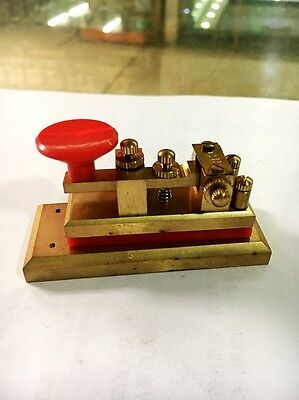 Ham shortwave radio Morse telegraph BHC BirdyKey Z73 Plus CW small key