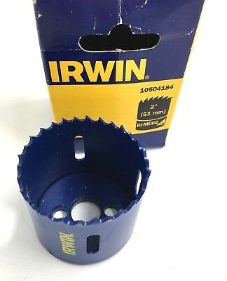 Irwin 51Mm Hss Bi-Metal Holesaw 10504184