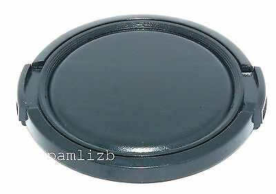 55mm front  lens  cap for camera lenses with 55 mm filter thread ,   UK seller