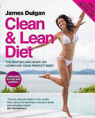Clean & Lean Diet: The Bestselling Book on Achieving Your Perfect Body Paperback