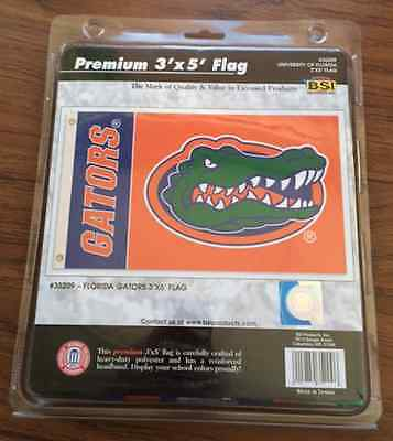 University of Florida Orange Logo 3' x 5' Flag