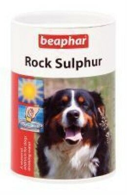 Beaphar Dog Rock Sulphur 100g protects water quality