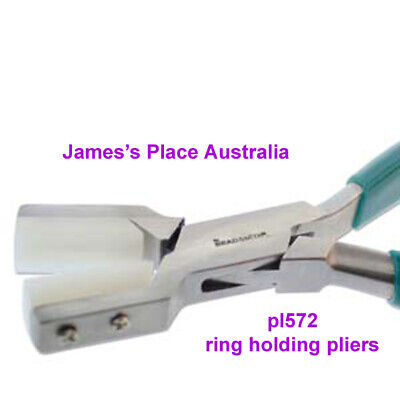 Nylon Jaw Specialty Pliers - various shapes - for ring & bracelet making etc