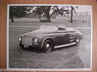 Rover Jet 1  Original Press Photograph by Rover- British Leyland