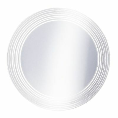 Circular Mirrored Bathroom Wall Light Illuminated Bathroom IP44 Light Litecraft